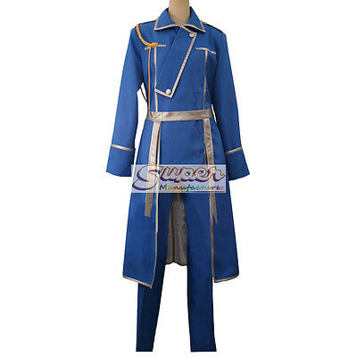 Fullmetal Alchemist Army Uniform COS Clothing Cosplay Costume