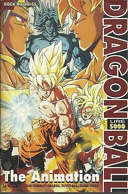 DRAGONBALL : speciale fanzine (THE ANIMATION)
