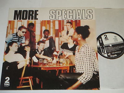 LP/THE SPECIALS/MORE SPECIALS/Chrysalis 2 Tone 202848 SKA