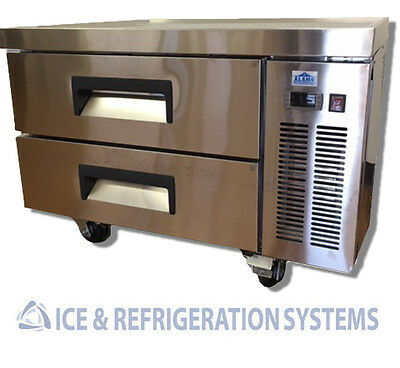 "Alamo 36"" Commercial 2 Drawer Refrigerator Cooler Chef Base Xcb36"