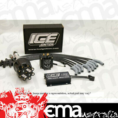 Ice Ignition 7 Amp Boost Control Kit Chev 396-454 Small Cap/bronze Gear Ik0177