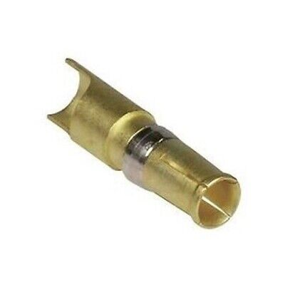 "1x CONNECTOR 17DM53744-1 ""D SUB CONTACT, SOCKET, 8AWG, SOLDER Pin Length:0.854"""