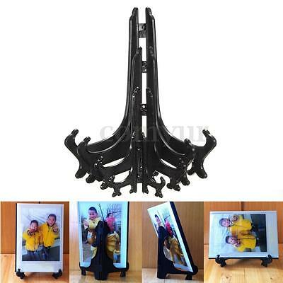 """Hot 3""""5""""7""""9"""" Display Easel Stand Plate Bowl Picture Frame Photo Pedestal Holder"""