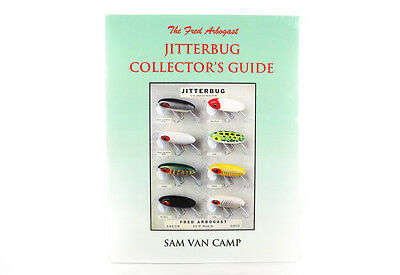 Lure Collector Book Arbogust Jitter Bug Collector's guide (2848)