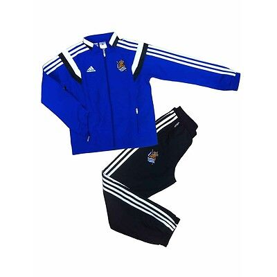 Real Sociedad Youths RS Presentation Tracksuit