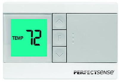 Robertshaw Perfect Sense PS2110 Digital Non-Programmable Wall Thermostat