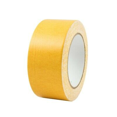 Tape Double Sided Self-Adhesive 25m 27.3 yd DIY (0.16£/m)