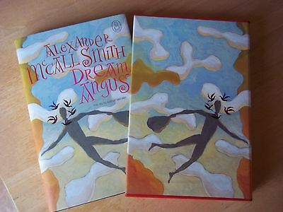 Alexander McCall Smith Dream Angus HB Slipcased Canongate Myths HB