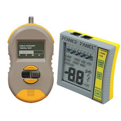 Byte Brothers CPK1000 CAT6 Cable Certifier Power Test Kit
