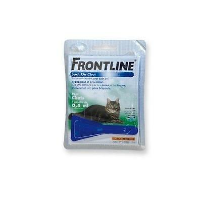Frontline Spot On Chat Bl 1 Pip 12186