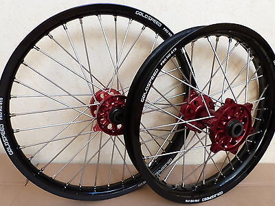 Enduro wheel Hinterrad Suzuki Rad RMZ RMX rear GOLDSPEED 18 x2,15 NO excel talon