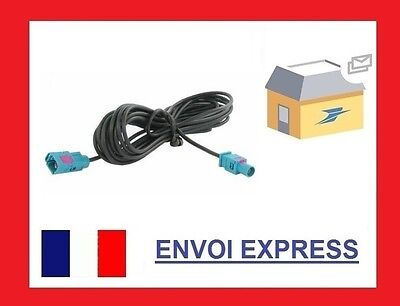 Cable d'extension antenne FAKRA 2m - Rallonge antenne fakra