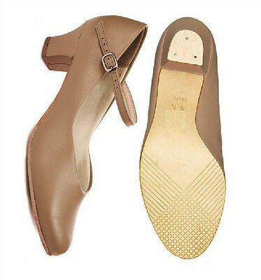 NEW CH 50 So Danca Tan Character Shoes Sizes 1-13 M-W-N