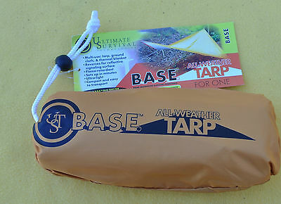 UST All WEATHER TARP Survival Disaster Kit Emergency  Gear UST