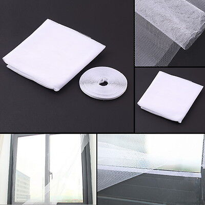 Anti-Insect Fly Bug Mosquito Door Window Curtain Net Mesh Screen Protector UR