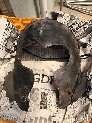 Japanese armor yoroi menpo MASK  do edo Air 2weeks arrive!