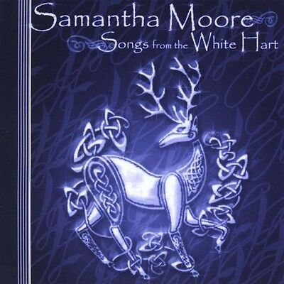 Songs From The White Hart - Samantha Moore (2010, CD NUOVO)