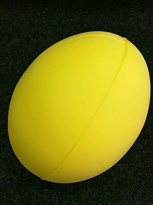 Soft Sponge Rugby Foam Ball Lightweight Soft Indoor Touch