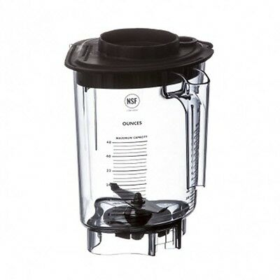 Vitamix, 15216, 48oz/ 1.4L Advance Container, w/blade & splash lid