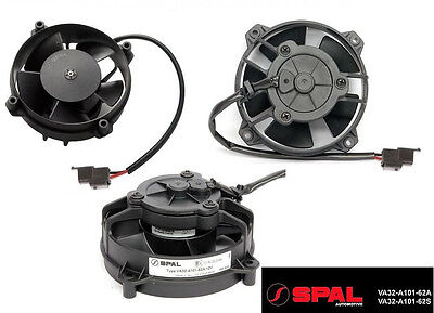 Spal Cooling Fan Ø109 Original Ventilator Cooler Radiator Va32-A101-62A 12V