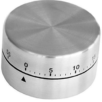 Probus Fackelmann Magnetic 60 Minutes Stainless Steel Kitchen Cook Cooking Timer