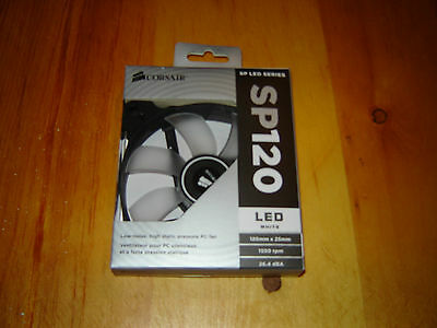 Corsair SP120 White LED Case Fan