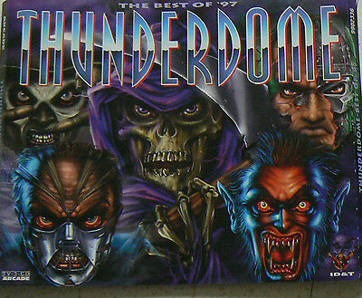 THE BEST OF THUNDERDOME 97 - COMPILATION (CD x3)