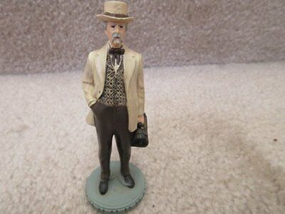 Franklin Mint 1990 Gone with the Wind Figure Dr. Meade