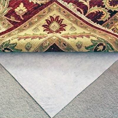 RUG LOCK - Non-Slip Rug Underlay - 3 Widths x Any Length Required! **FOR CARPET*