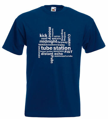 Down In The Tubestation At Midnight The Jam T Shirt    Paul Weller Bruce Foxton