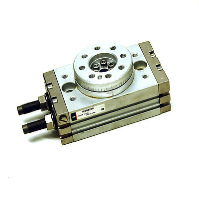 SMC Pneumatic MSQB20R High Precision 180° Rotary Actuator Table Air Stage 18mm