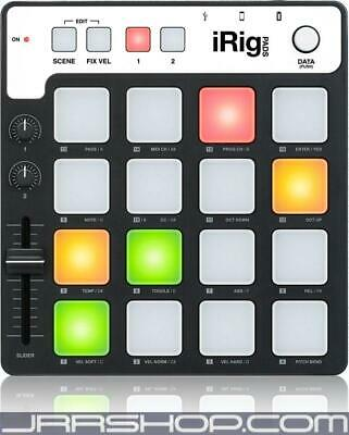 IK Multimedia iRig Pads New JRR Shop