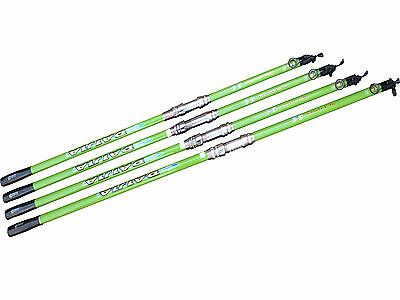 Surf casting Mutiple purpose Long Distance Cast spinning tele rod CW:100-250g