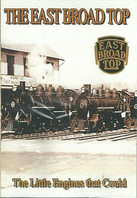 The East Broad Top: Little Engines that Could, a DVD by Berkshire Videography