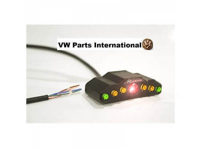 VW Golf VR6 R32 R36 TSI R Turbo Supercharged CARTEK Sequential Shift Light