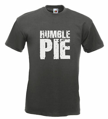 Humble Pie T Shirt Steve Marriott Peter Frampton Greg Ridley Small Faces