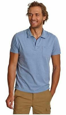 Joules Men's Braxby Polo Shirt - Blue