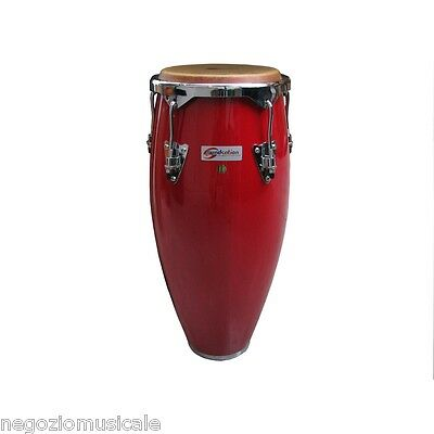 SOUNDSATION SCO20-RD11 CONGA SCO20-RD11 RED 11'' news