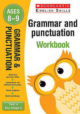 Grammar and Punctuation Year 5 Workbook by Paul Hollin (Paperback, 2015)