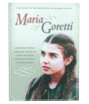 Maria Goretti - The Story of the Patroness of Modern Youth DVD