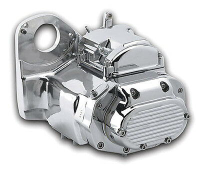 Polished Ultima 6-Speed Transmission Harley Six Speed Transmission (IN STOCK!)