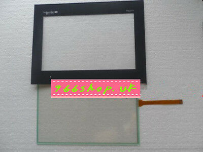 Touch Screen +  Protective Film New For Schneider XBTGT5230