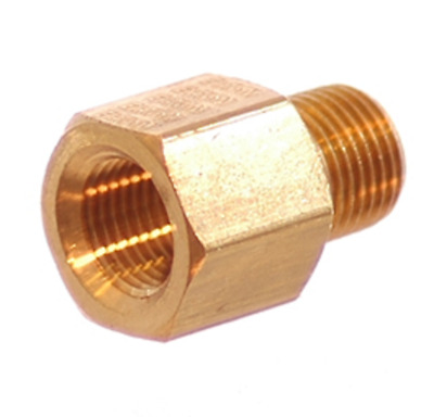 1-8 NPT Female to 1-8 NPT Male Extension - FITT012 - Air Fitting