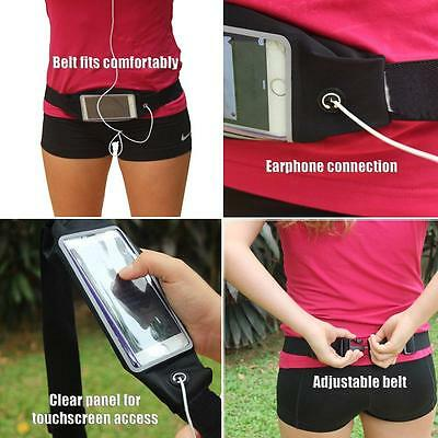 "5.5/4.7"" Cellphone Holder Sports Running Wrist Band Pouch Case"