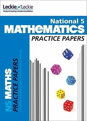 National 5 Mathematics Practice Exam Papers by Ken Nisbet (Paperback, 2014)