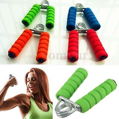 Soft Foam Hand Arm Exercise Grip Strength Gripper Forearm Exercise Wrist Fitness