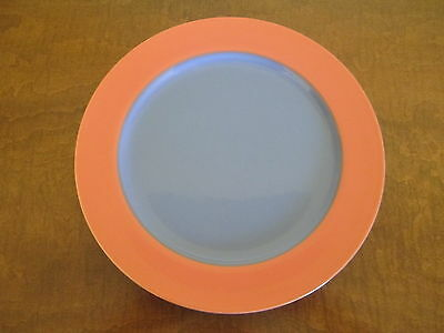 Lindt Stymeist, Colorways Dinner  Plate(s), Salmon / Blue