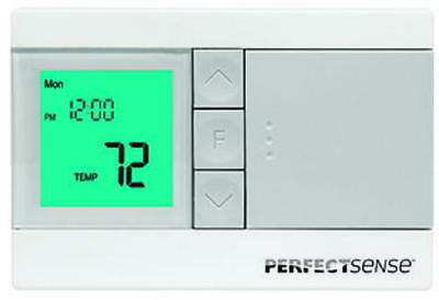 Robertshaw Perfect Sense PS2210 Digital Non-Programmable Wall Thermostat