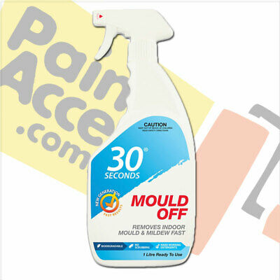 Spray/ 30 Seconds - Indoor Mould Remover 1L