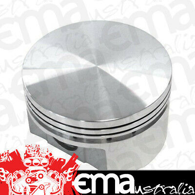 "Srp Flat Top Forged Pistons Srp302428 For Holden 308 V8 4.030"" Bore 3.480 Stroke"